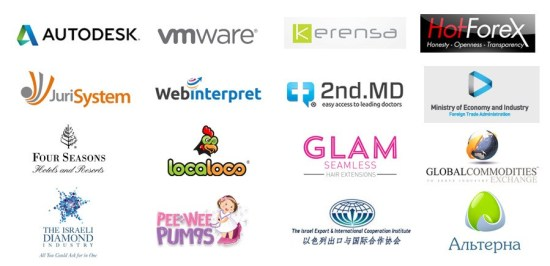 Brands trusted SinoStep Baidu PPC Services