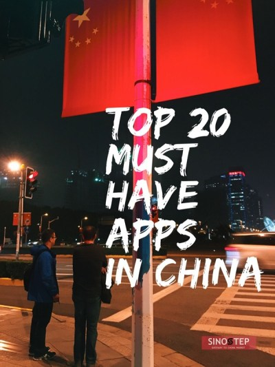 20 Must Have Apps for Travellers and Expats in China