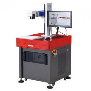 30 WATTS FIBER LASER MARKING MACHINE IMK-30