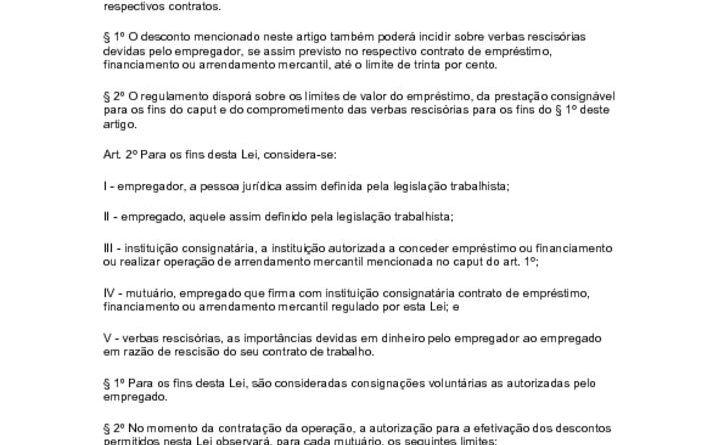 thumbnail of Lei10820 Autoriz para Desconto em Folha
