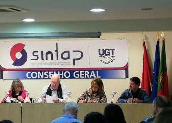 Resolução do Conselho Geral do SINTAP