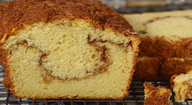 Αφράτο κέικ με άρωμα βανίλιας (Video)