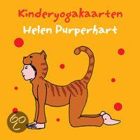 Kinderyogakaarten van Helen Purperhart
