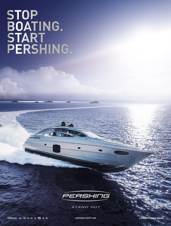 ADV Pershing Sintesi/hub agenzia comunicazione Trieste
