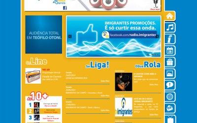 Rádio Imigrantes FM, de Teófilo Otoni