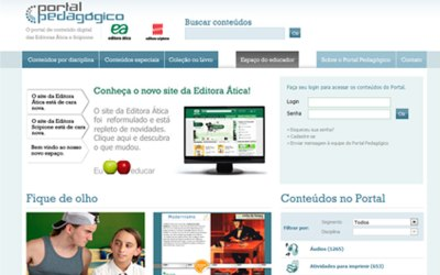 Abril Educação – Portal Pedagógico