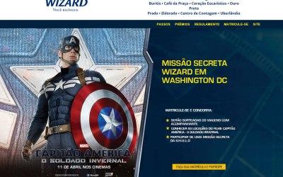 Wizard BH, Contagem e Uberlândia