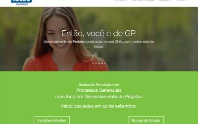 Sintext lança o site da nova Faculdade Ietec