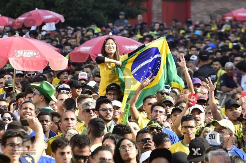 Samba, Frevo, Forró e Carimbó no Carnaval de comemorações do povo