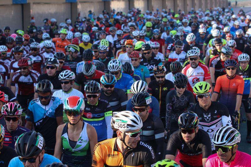 Autódromo de Interlagos recebe desafio de Ciclismo