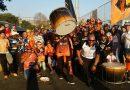 """Onze FC & Cia. do Samba até o """"trem"""" das 11 passar!"""
