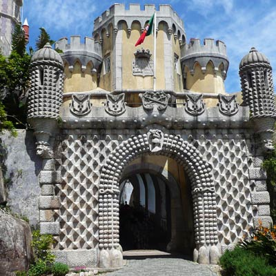 Image result for pena palace