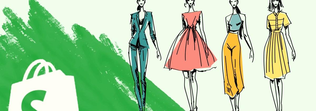 Shopify e le aziende del settore fashion