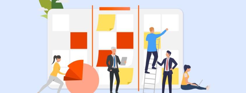 Come applicare il Metodo Agile ad un'area Marketing