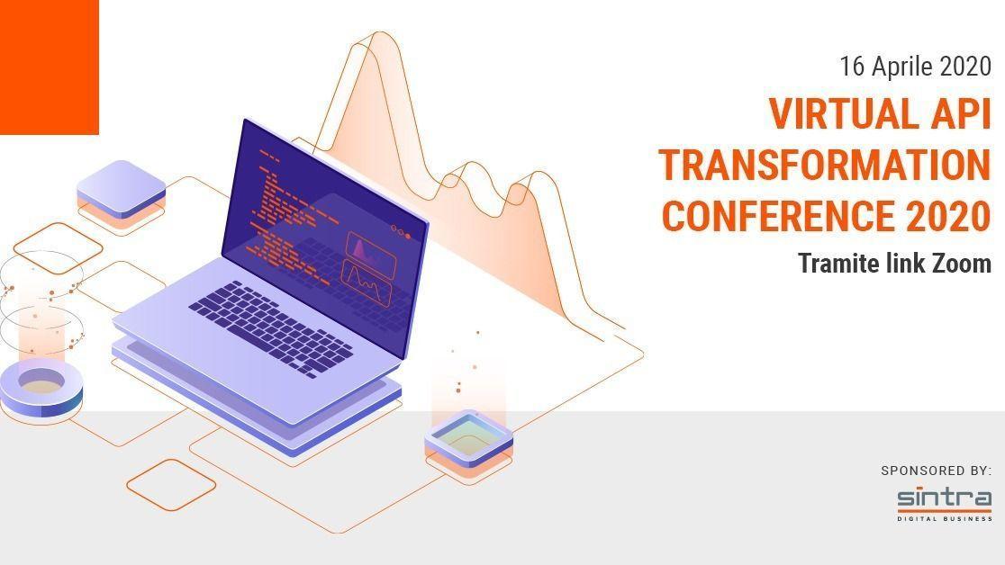 Virtual API Transformation Conference