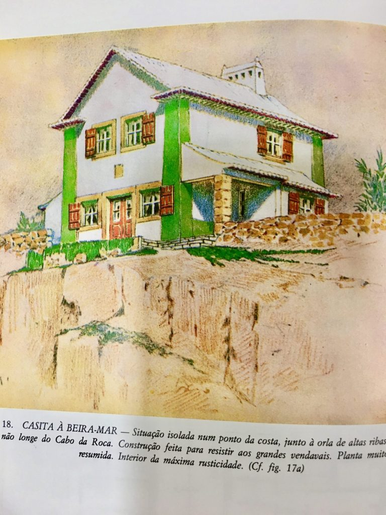 in book from Raul Lino about Portuguese Houses