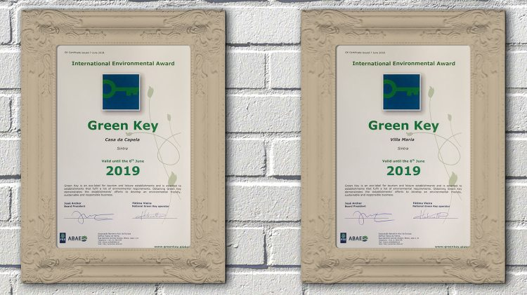 Green Key Award