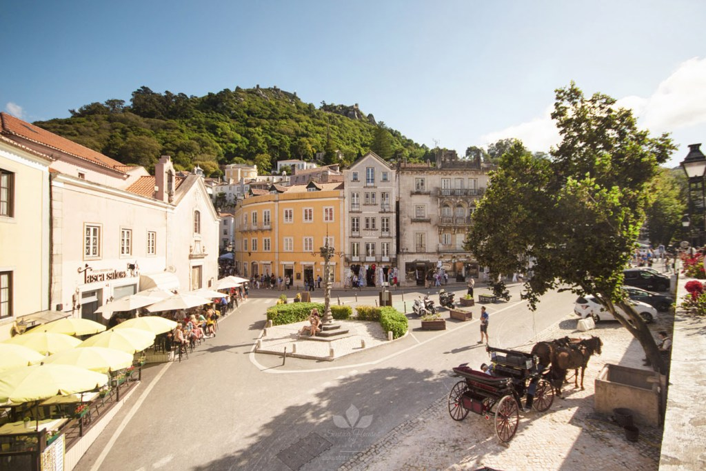 Largo do Pelourinho - Sintra