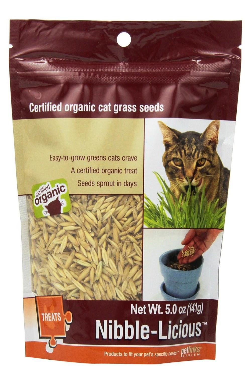 Petlinks Nibble-Licious Cat Grass