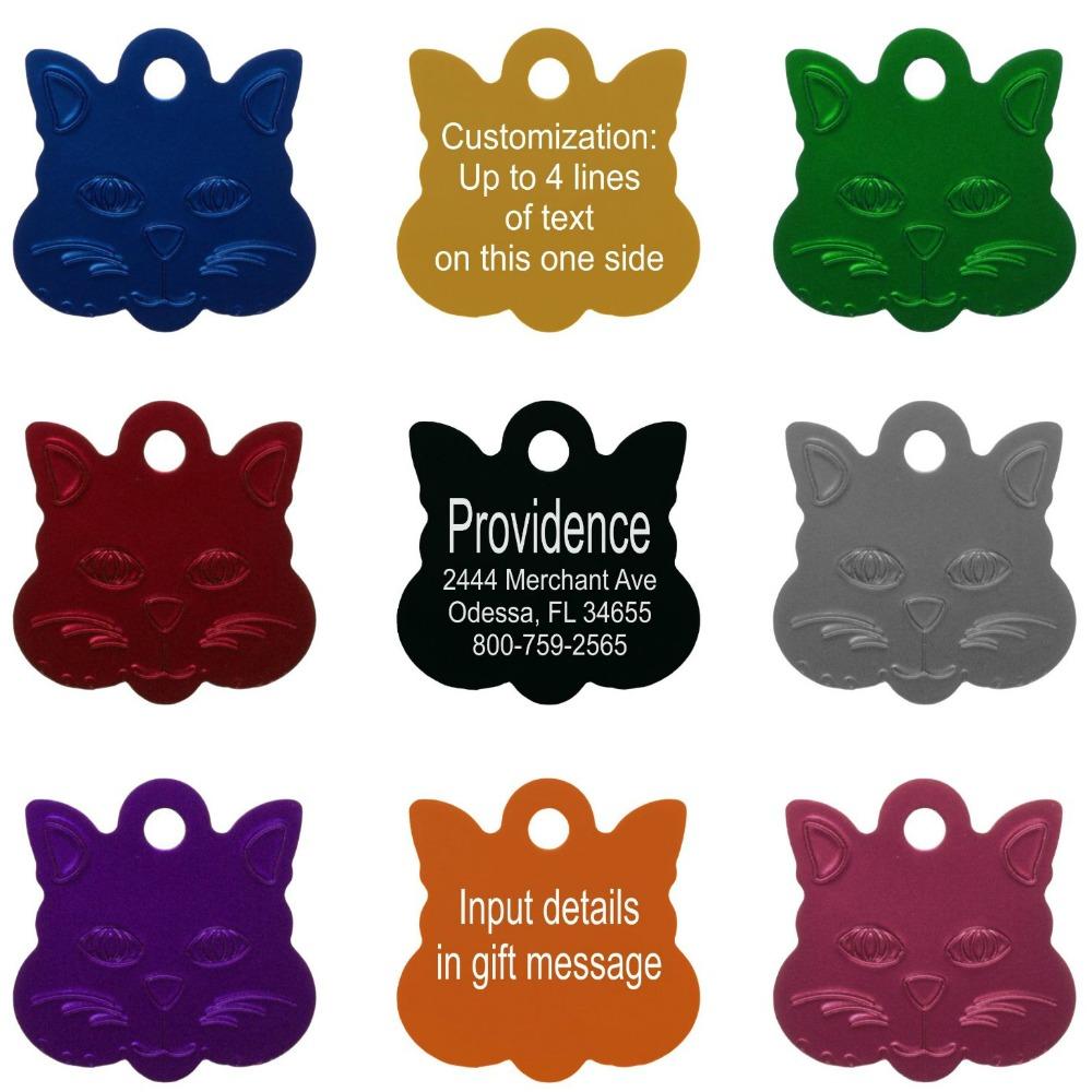 Providence Engraving Aluminum Pet ID Tags