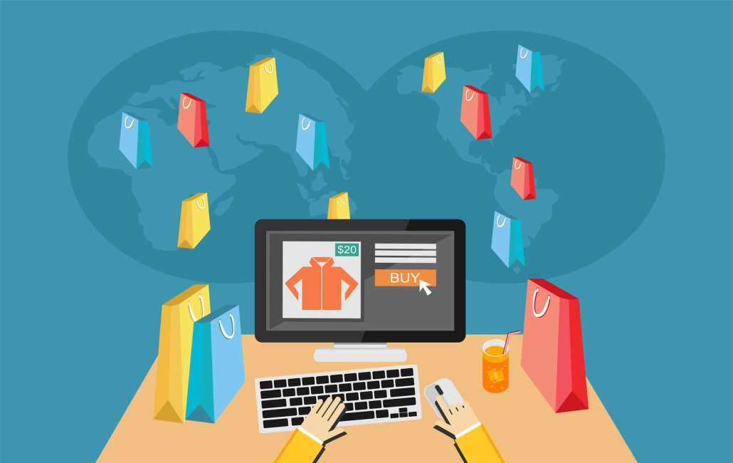 E-Commerce, Online Store, Online Shopping