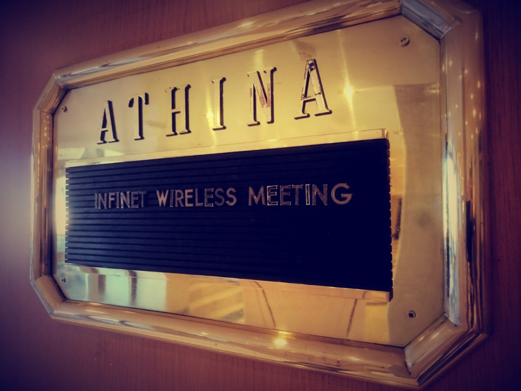 InfiNet Wirless Conference