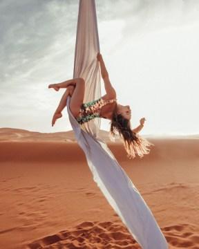 Aerial Silks Sahara