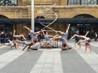 cruk acrobatic performance