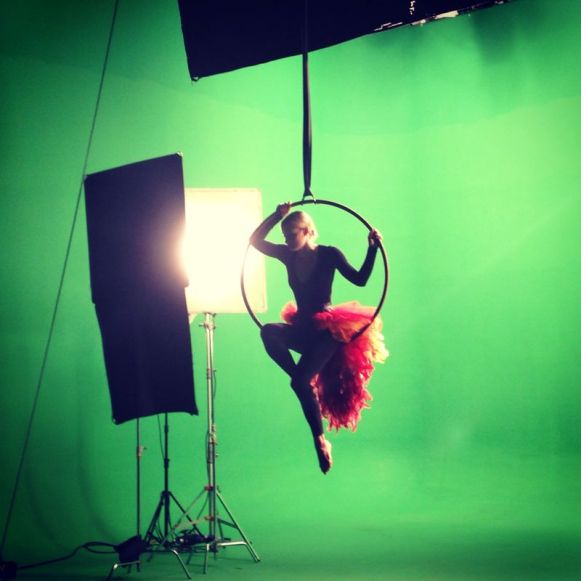 bbc tumble title sequence