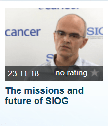 SIOG 2018 Annual Conference   SIOG