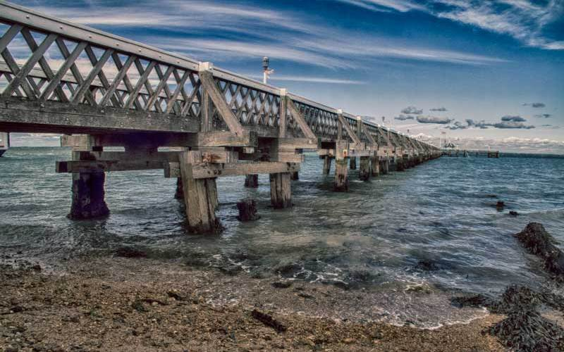 The Pier which leads you astray