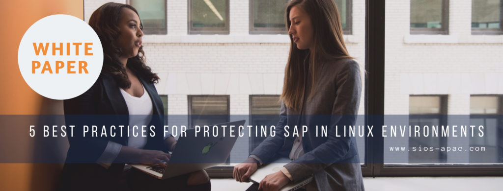 5 Best Practices for Protecting SAP in Linux Environments