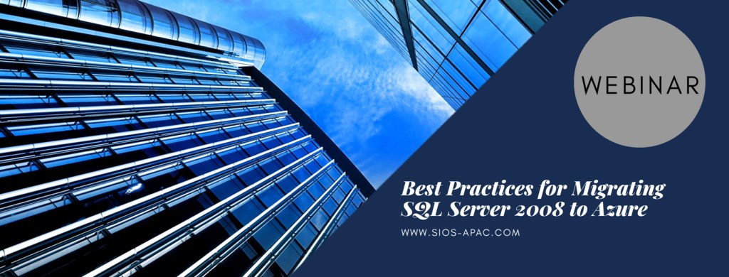 Best Practices for Migrating SQL Server 2008 to Azure