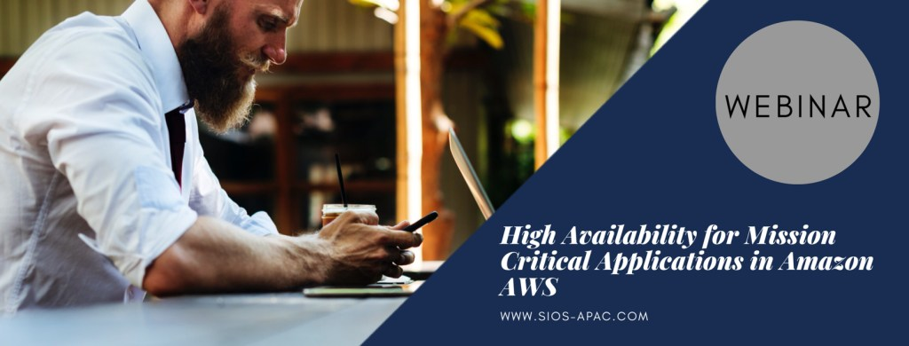 High Availability for Mission Critical Applications in Amazon AWS
