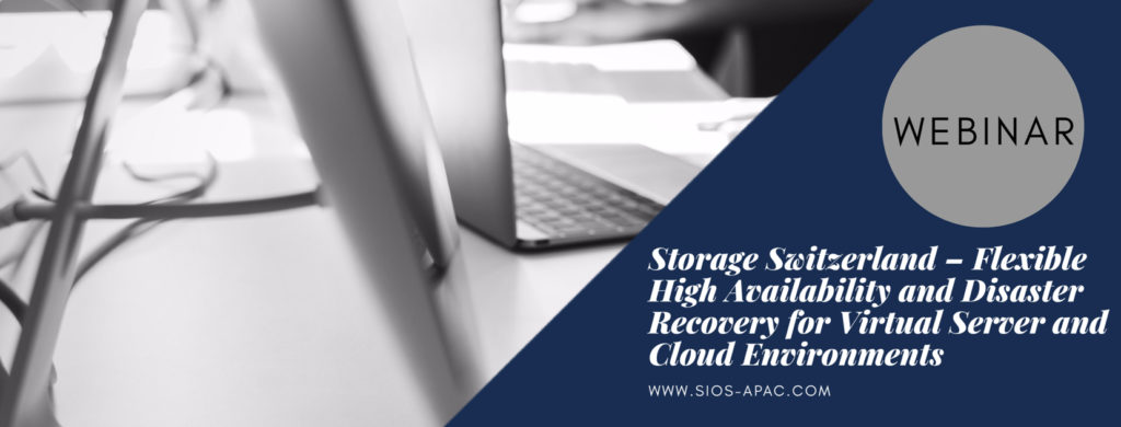 Storage Switzerland – Flexible High Availability and Disaster Recovery for Virtual Server and Cloud Environments
