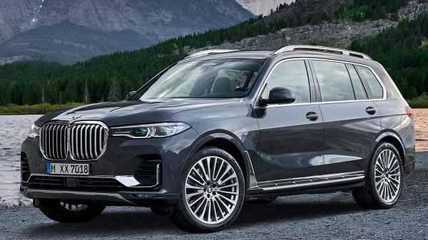 From BMW's biggest SUV to a new subcompact from Mercedes ...