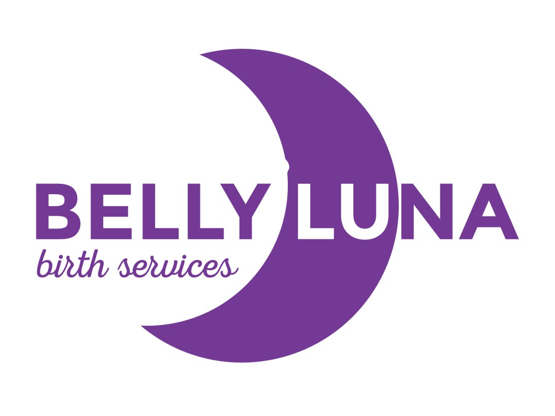 Belly Luna Logo and Branding