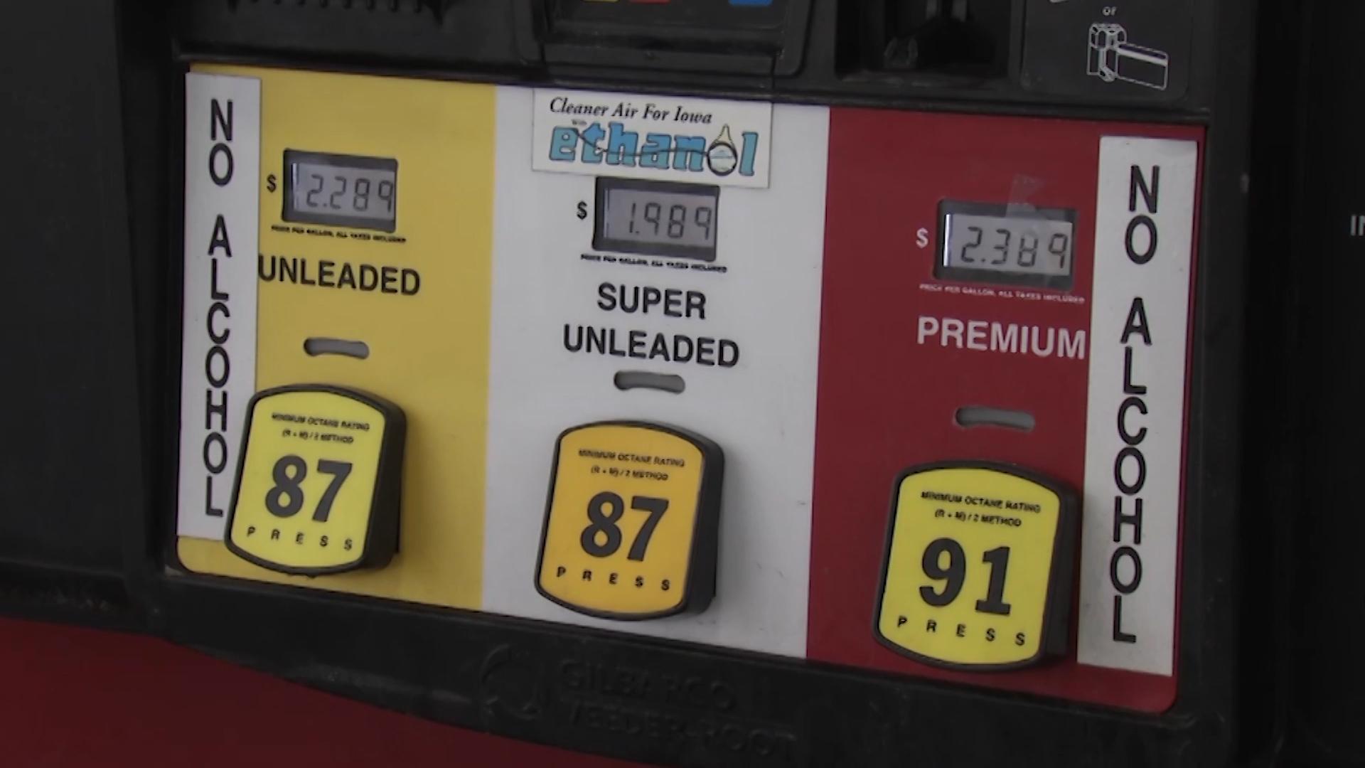 ag report ethanol