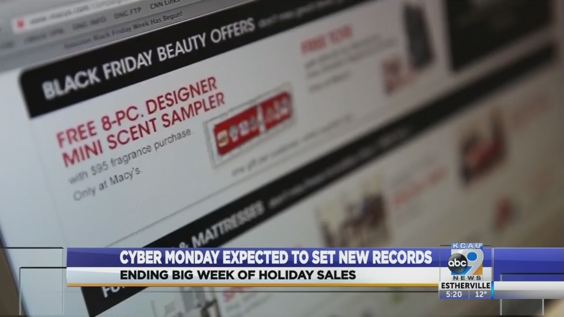 Cyber Monday Expected To Set New Records