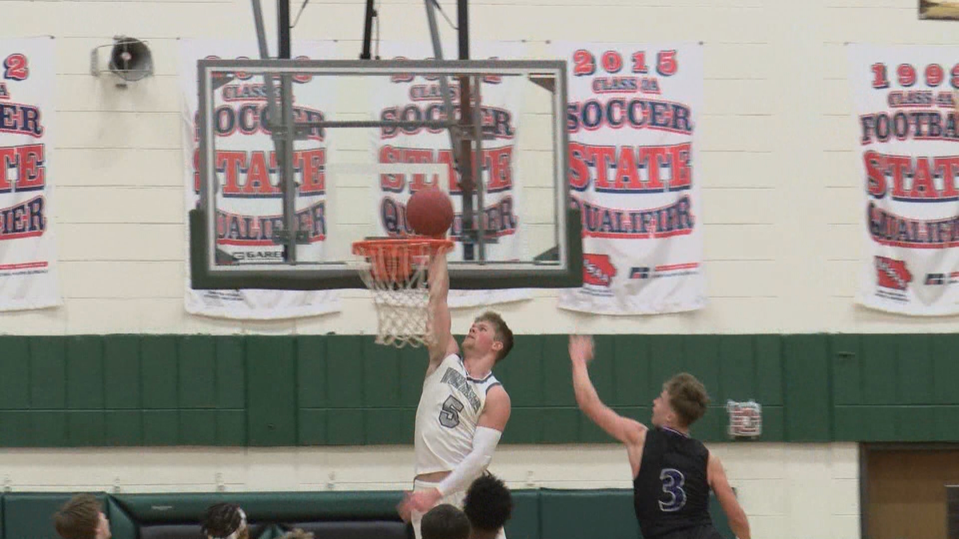Basketball Action 2-12