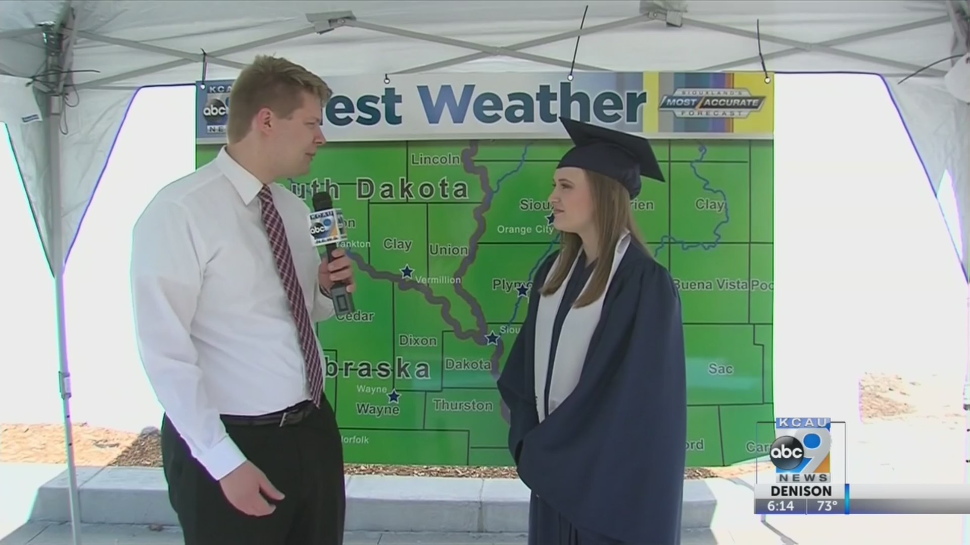 Best Of The Class Guest Weather 6pm