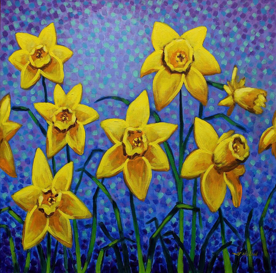 Daffodil benefiting Relay For Life