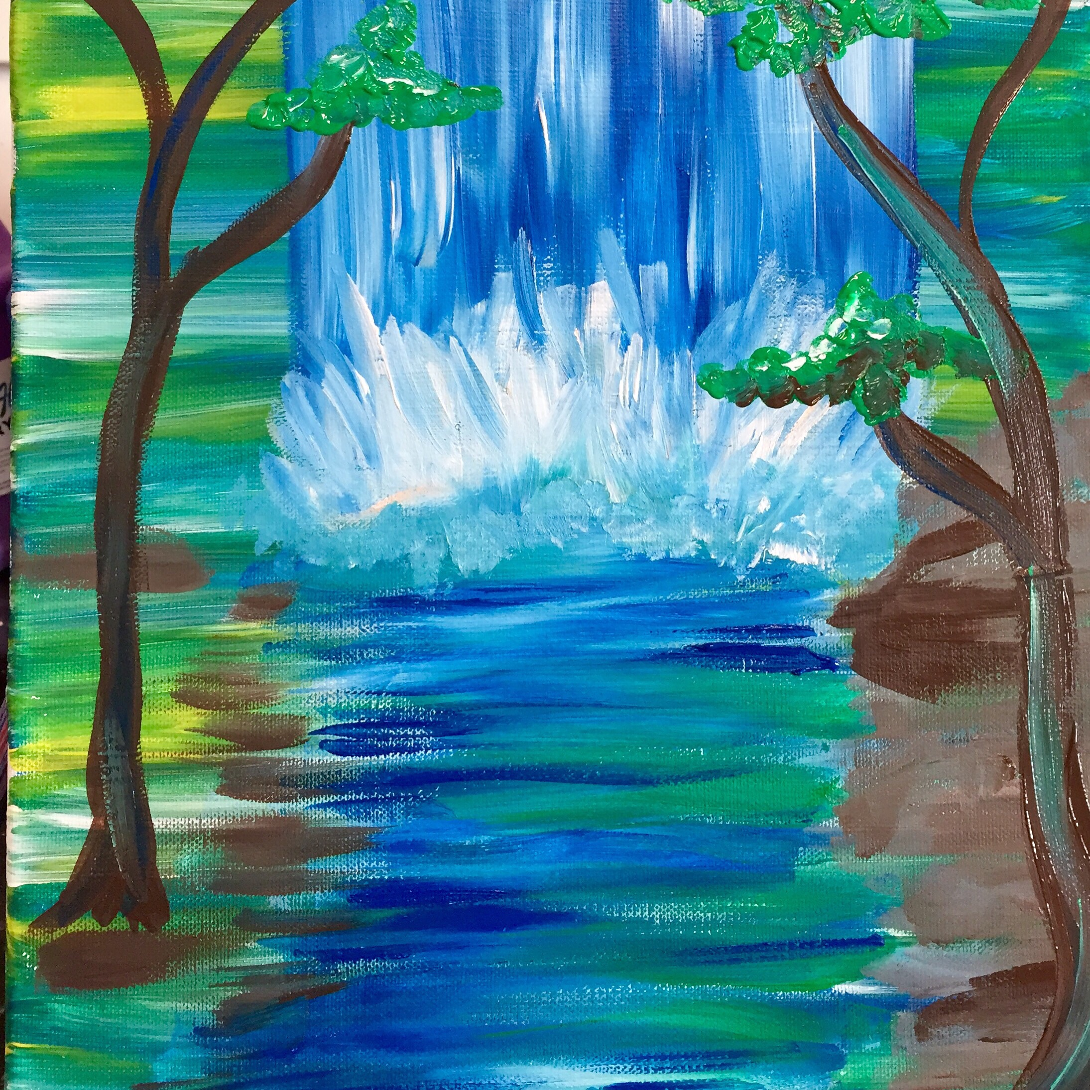 Waterfall Zen