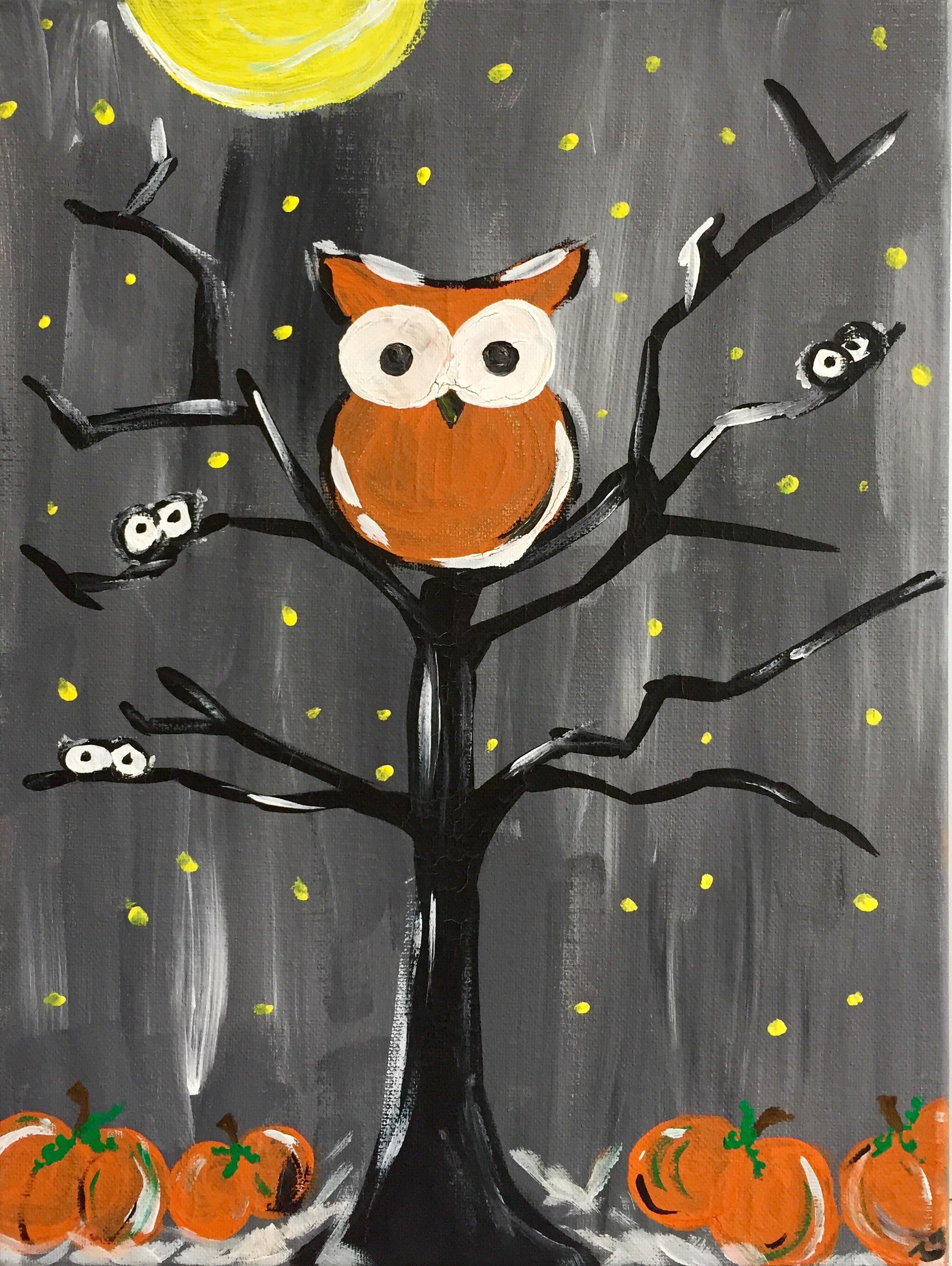 Halloween is a Hoot!