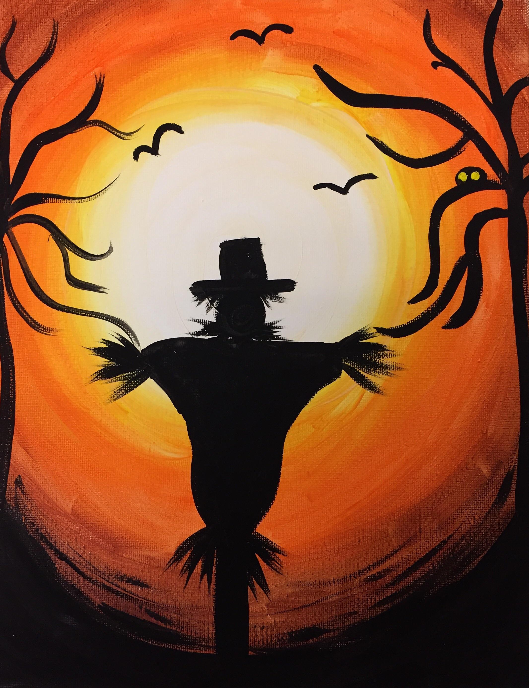 Harvest Scarecrow