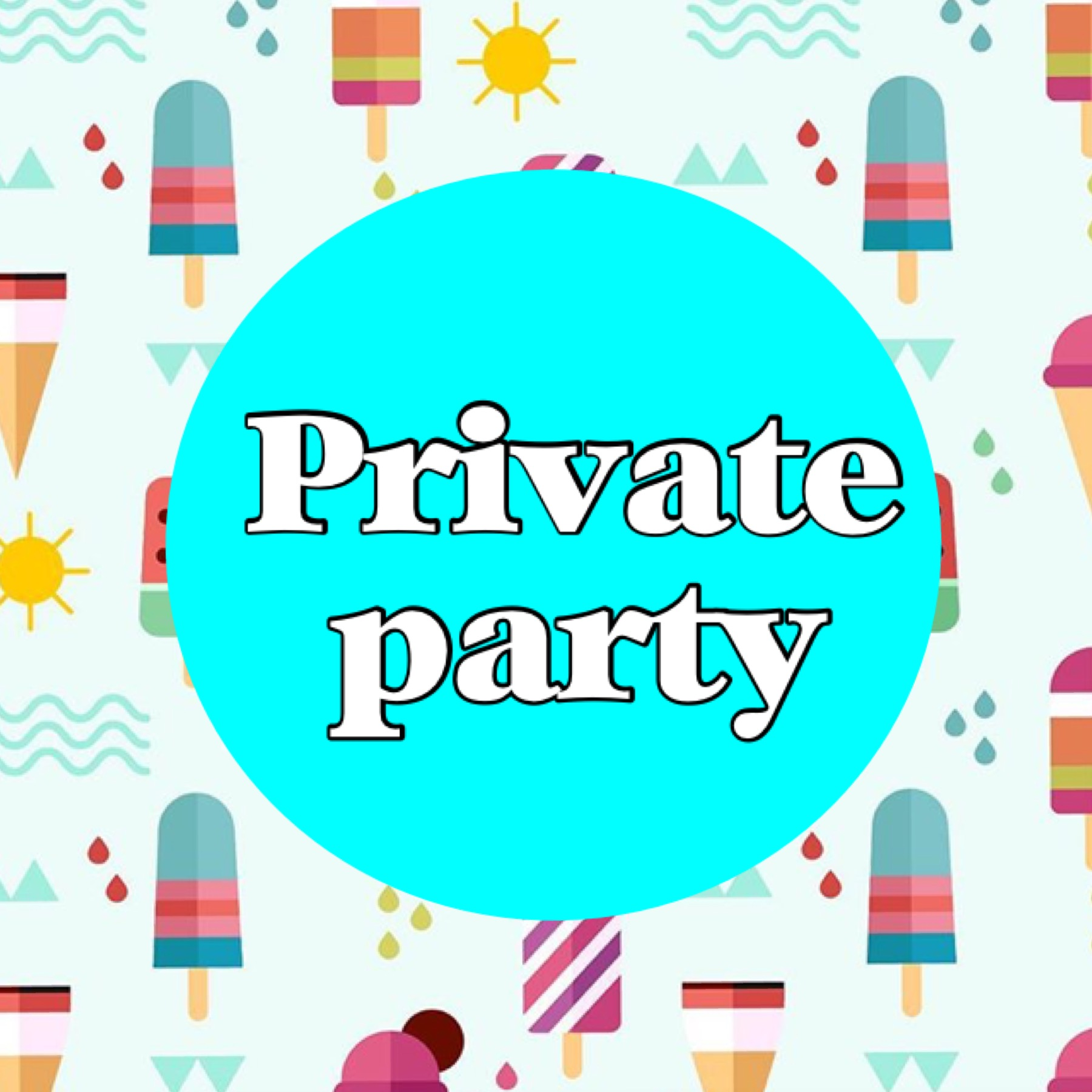 Coleman PRIVATE PARTY