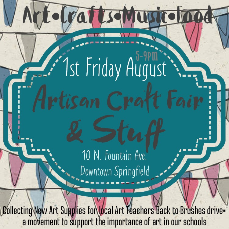 Artisan Fair- Vendors Fee