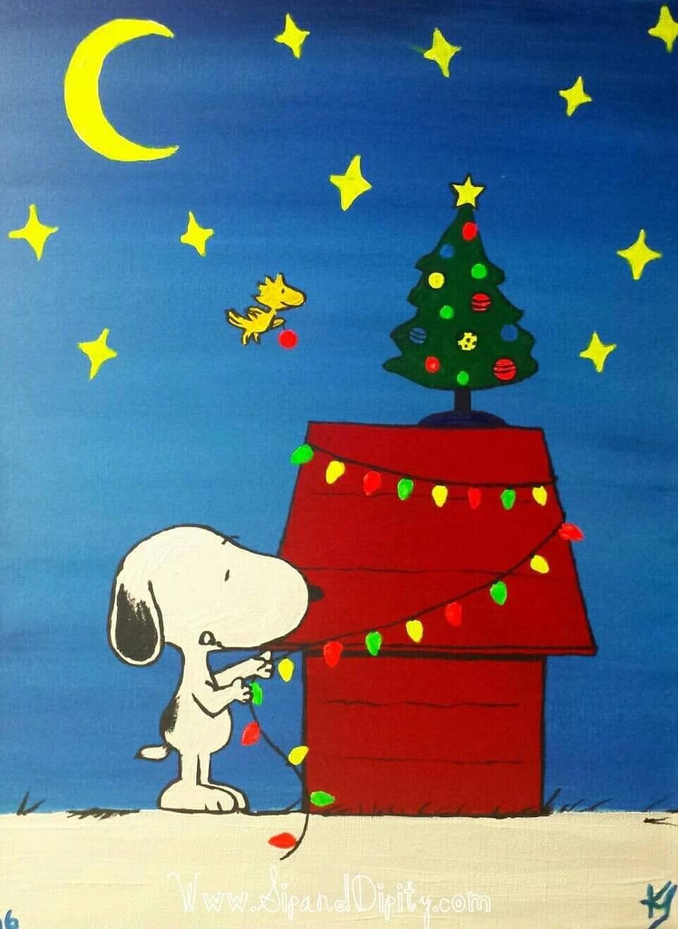 GLOW Snoopy PARTY!