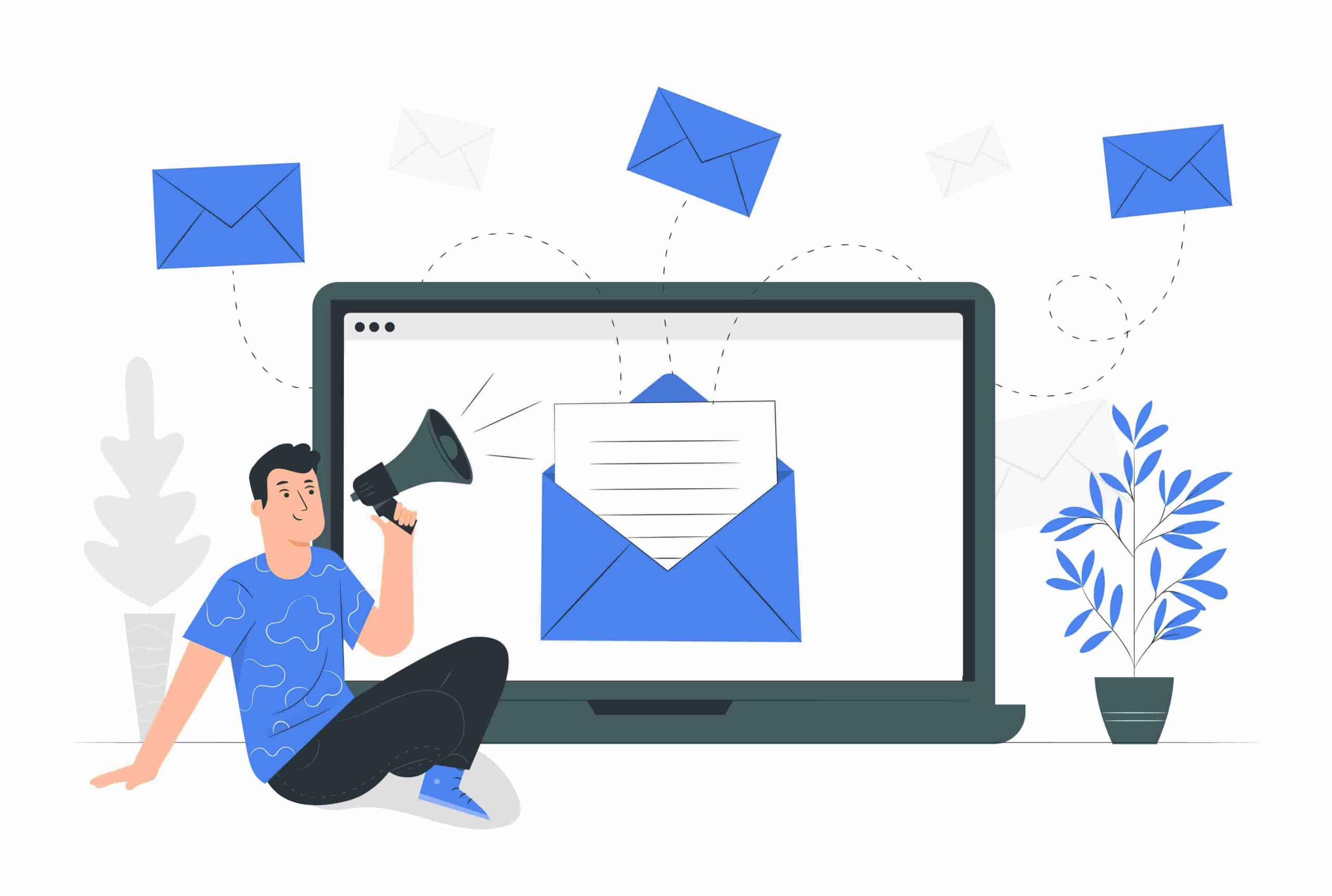 manfaat aplikasi surat elektronik