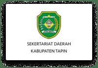 logo sekretariat daerah kab. tapin